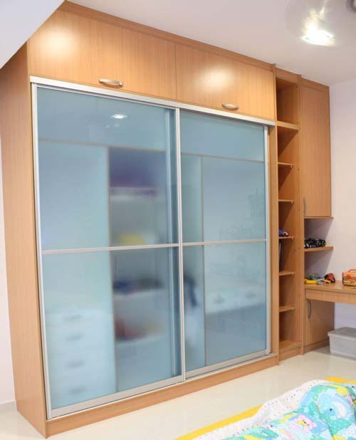 Sliding Door Wardrobe Cabinet