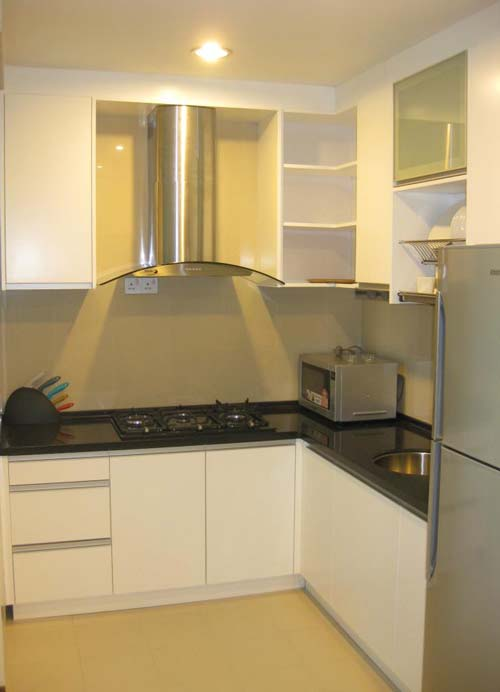 L Shaped Small Kitchen Ideas Part - 38: Small Kitchen Cabinet L Shaped